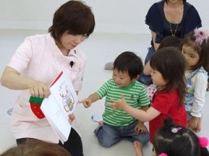 ファーストトーク,2歳,親子教室
