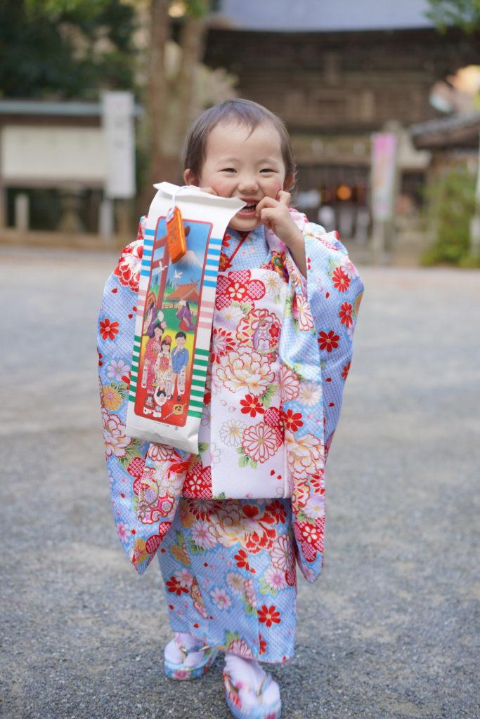 福岡七五三撮影
